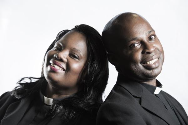 Pastors Paul and Marilyn Maddix