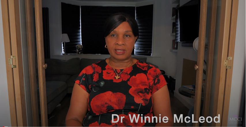 Dr Winnie Mcleod Fathers day